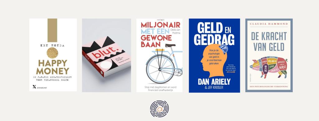 Annelou van Noort - boeken geld en gedrag
