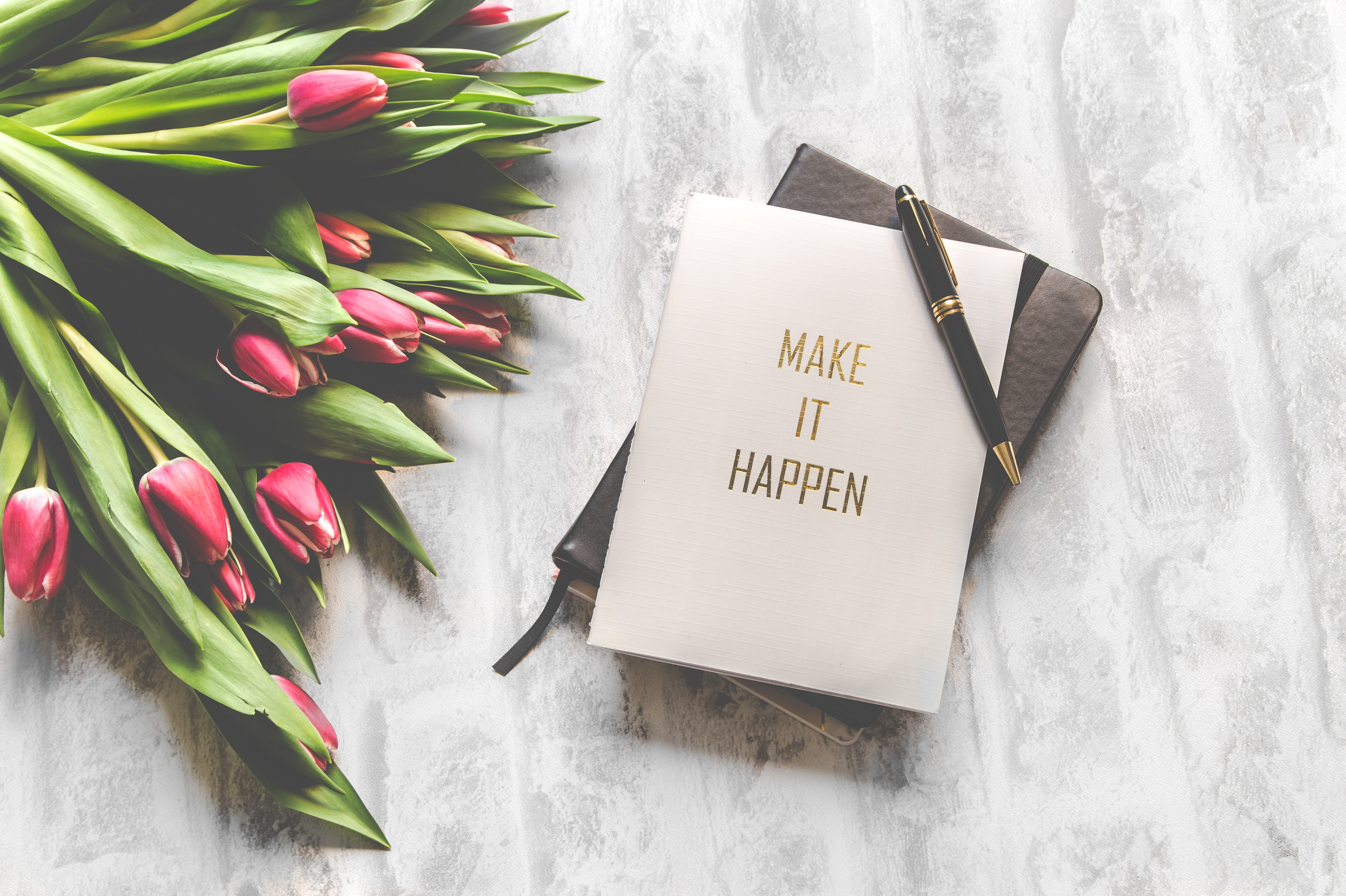 Met een notitieboek word je rijker