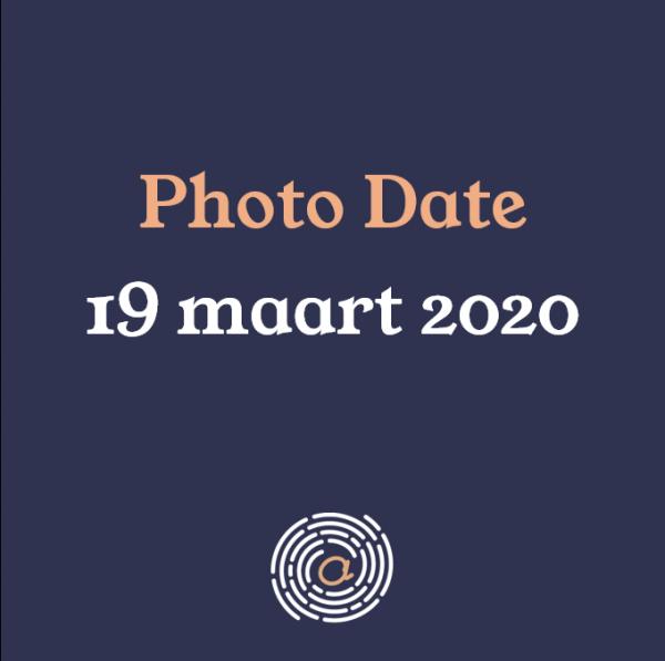 Photo Date 19 maart