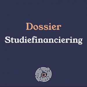 Dossier studiefinanciering