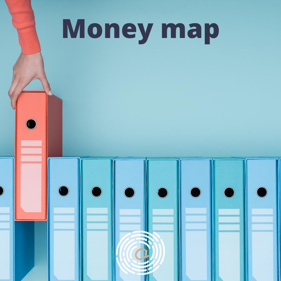 Annelou van Noort creatief money map