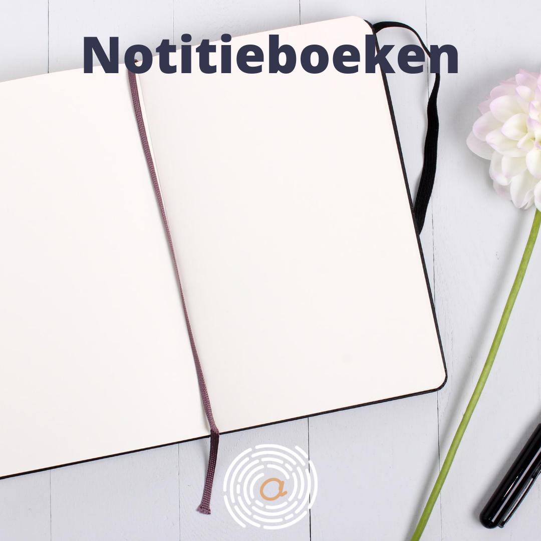 Annelou van Noort creatief notitieboeken